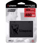 Disco sólido interno Kingston A400 SA400S37/480G 480GB