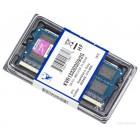 Memoria notebook DDR3 2GB 1333 Mhz