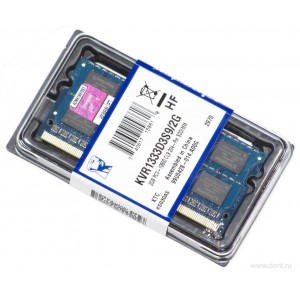 Memoria notebook DDR3 4GB 1333 Mhz