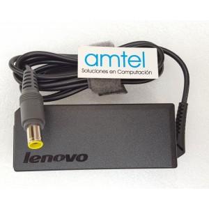 Cargador Notebook Lenovo Thinkpad T430 T400 X200 B590 E420