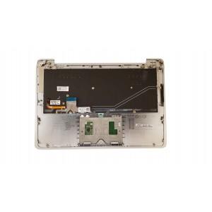 Palmrest con Teclado Sony Vaio SVF11 SVF11N Fit 11 P/N 149275321 Plateado